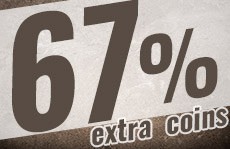 On the Mandela day: A 67% extra bonus to turn the world into a better place!